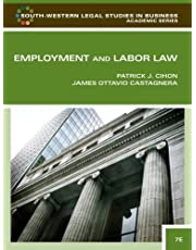 Employment and Labor Law by Cihon, Patrick J., Castagnera, James Ottavio 7th (seventh) Edition [Hardcover(2010)]