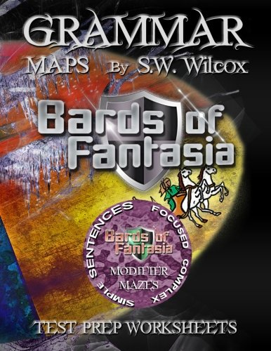 BARDS OF FANTASIA (Supplement): Grammar Maps 2 of 3, MODIFIER MAZES