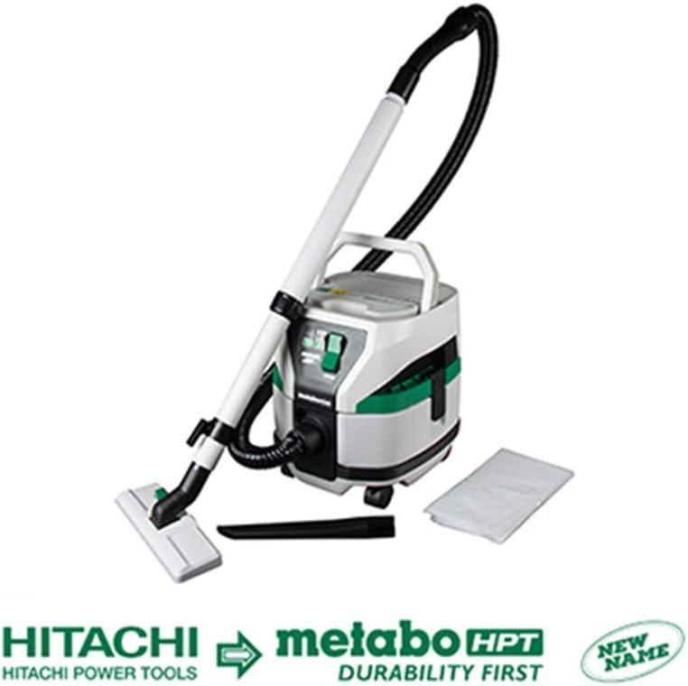 Metabo HPT RP3608DAQ4 MultiVolt Brushless Wet/Dry Pod Style Vacuum (Tool Body Only), Optional 36V MultiVolt Batttery or AC Adapter Sold Separately, 2.1 Gallon Capacity Dry, 1.6 Gallon Capacity Wet