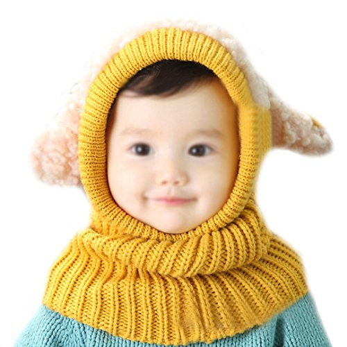 Aisi Hat Taglia Girl Baby unica A gialla rrA5qHn