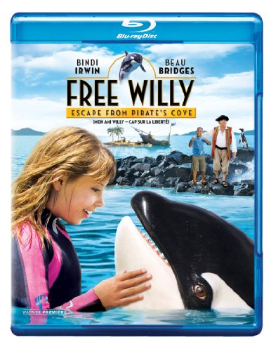 Free Willy 4: Pirate'S Cove [Blu-ray] [Blu-ray] (2010)