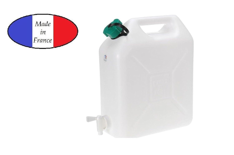 20 L natur Kanister Wasserkanister Trinkwasserkanister lebensmittelecht NEU.