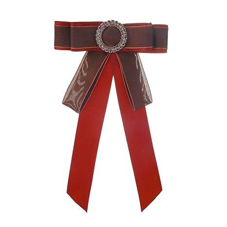 YAOSHI-Bow tie/tie Corbatas y Pajaritas para Pajarita de Las ...