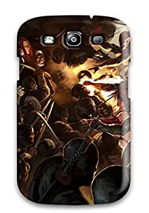 Best 1120868K46881446 Snap-on Case Designed For Galaxy S3- Daredevil