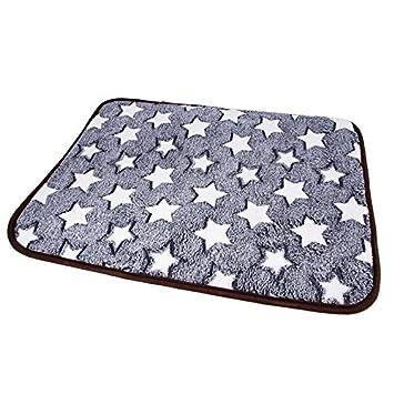 Amazon.com : D-4PET Pet Beds & Mats - CAWAYI Kennel Double ...