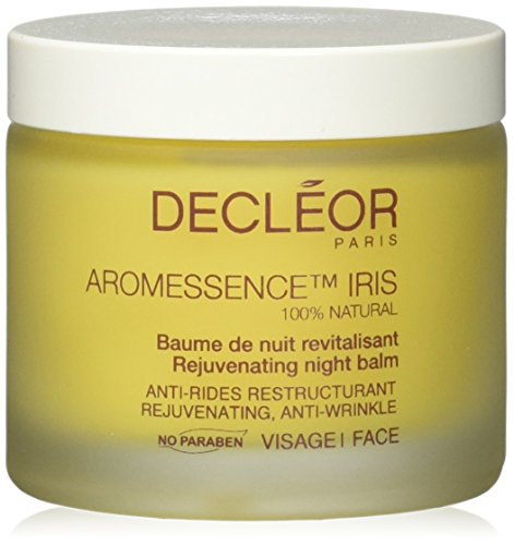 - Decleor Aroma Night Iris Rejuvenating Balm, 3.3 Ounce