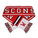 ChoKoLids Football Team City Name Knitted Scarves - 21 Cities (Wisconsin)