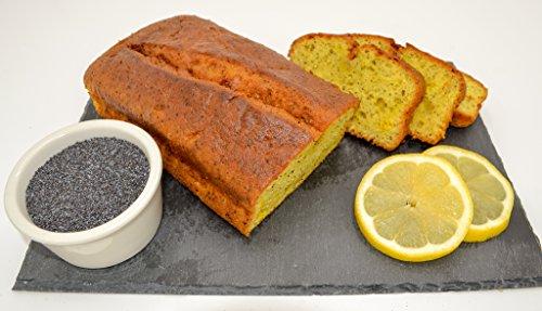 Magic Flavors Pound Cake 20 Oz (Lemon Poppy Seed) PLUS FREE SAMPLES!