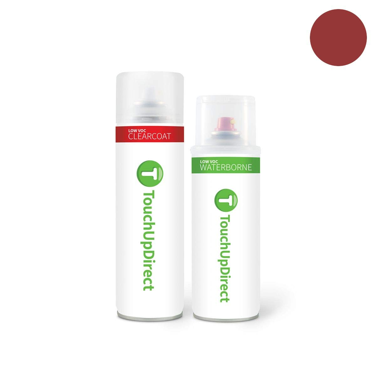 TouchUpDirect for GMC Exact Match Automotive Touch Up Paint - Red Quartz Tintcoat (WA434B/GPJ)