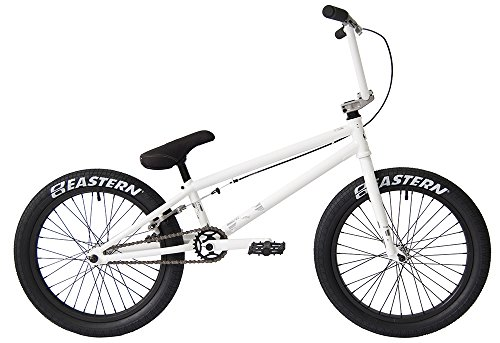 Eastern Bikes Element BMX Bicycle, Gloss White, 20