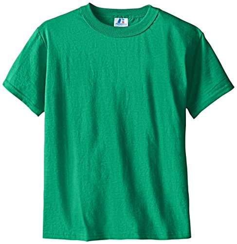 Russell Boys Youth T-Shirt, Kelly Green