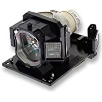 DT01431 Hitachi Projector Lamp Replacement. Projector Lamp Assembly with Genuine Original Philips UHP Bulb inside.