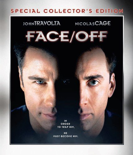 Blu-ray : Face/ Off (Widescreen, Digital Theater System, Dolby, AC-3, Dubbed)