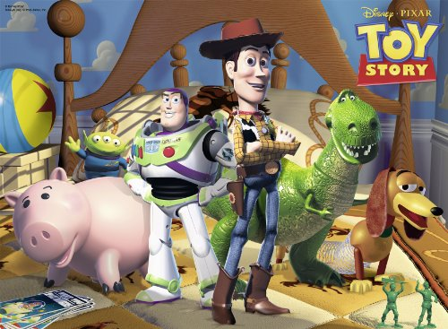 Ravensburger Disney Pixar: Toy Story 100 Piece Jigsaw Puzzle for Kids – Every Piece is Unique, Pieces Fit Together (Story Jigsaw)