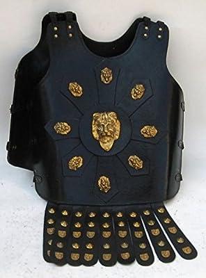 Nauticalmart Faux Leather Armor Jacket (L-20004)