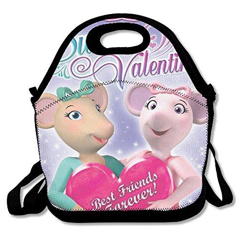 Angelina Ballerina Party Supplies (Angelina Ballerina Ballerina Princess Travel Tote Lunch Bag)