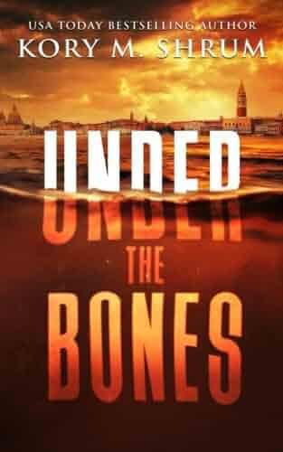Under The Bones A Lou Thorne Thriller Shadows In Water Volume