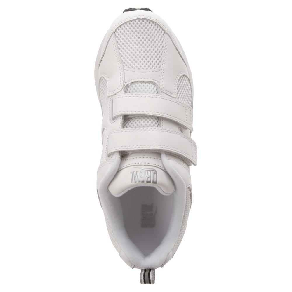 Drew Shoe Women's Flash II V Sneakers B00ABYSKDE 8 W US|White / White