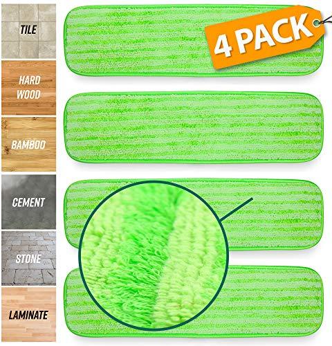 10 best spray mop reusable pads for 2020