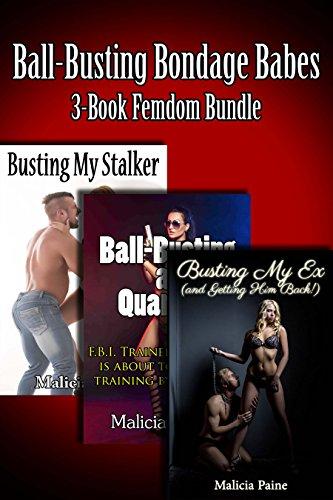 Ball-Busting Bondage Babes: 3-Book Femdom Bundle