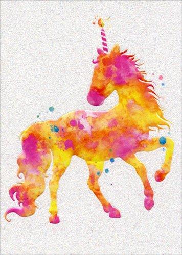 Amazon Unicorn Birthday Candle Avanti Apress Feminine