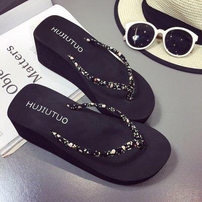 BAOZIV587 Zapatillas para exteriores para mujer con zapatillas para dedos de pie, zapatos de playa para mujer, ligeros, pantalón salvaje 39 High-heeled ...