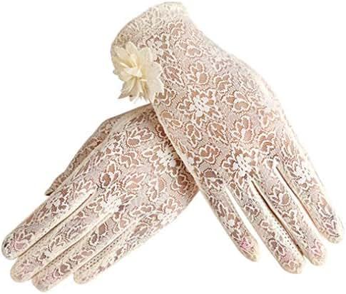 Bienvenu Summer Women Screentouch Gloves Sun Uv Protection Driving Gloves Anti-skid