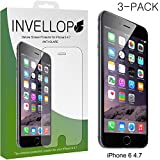 iPhone 6 screen protector, INVELLOP Anti-Glare Apple iPhone 6 (4.7 inch ONLY) Anti-Glare/Anti-Fingerprint Screen Protectors [3-Pack]