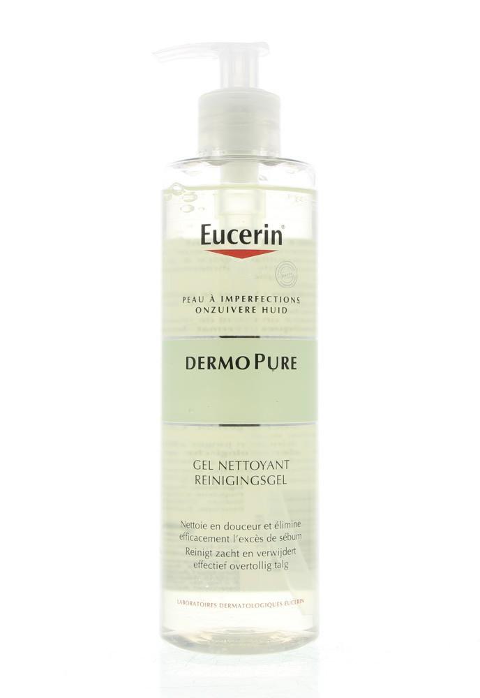 Eucerin Dermo Pure Cleansing Gel 400ml