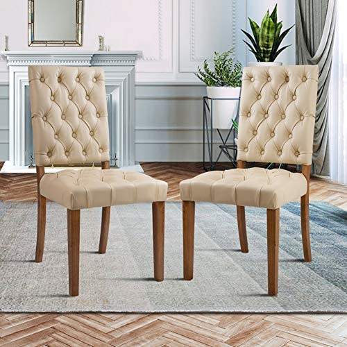 Crestlive Products Dining Room Chairs Parsons Chair Upholstered Kitchen Chair