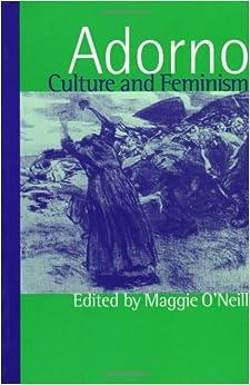 Book Adorno, Culture and Feminism