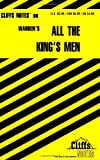 Image of All the King's Men (Cliffs Notes)
