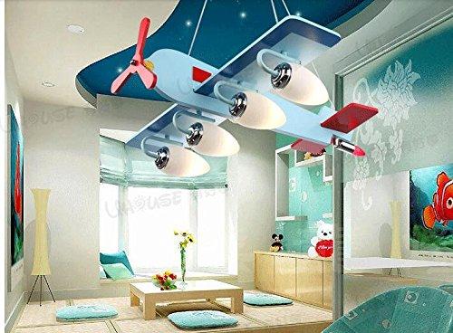 Illuminazione Camera Dei Ragazzi : Camera dei bambini lampadario caldo creativo cartoni animati sala
