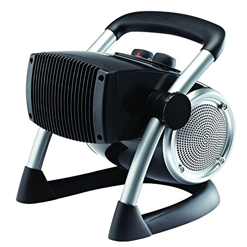 Lasko Pro-Ceramic Utility Heater with Pivot - Blower Heat