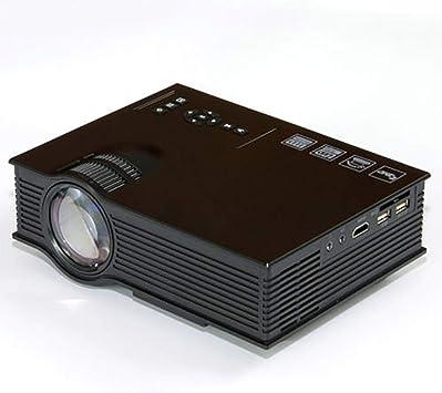 WHLDCD Proyector Proyector de Cine en casa Proyector portátil ...
