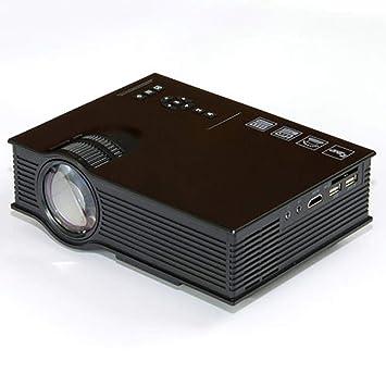 WHLDCD Proyector Proyector de Cine en casa Proyector ...