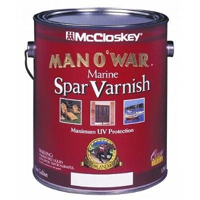 McCloskey/Valspar Spar Varnish - # 7505 Man O' War - 1 Gallon ~ Satin
