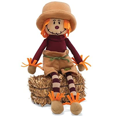 "Gund Patches Scarecrow 12"" Plush"
