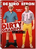 Dirty Grandpa (Unrated) [DVD + Digital]