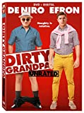 DVD : Dirty Grandpa (Unrated) [DVD + Digital]