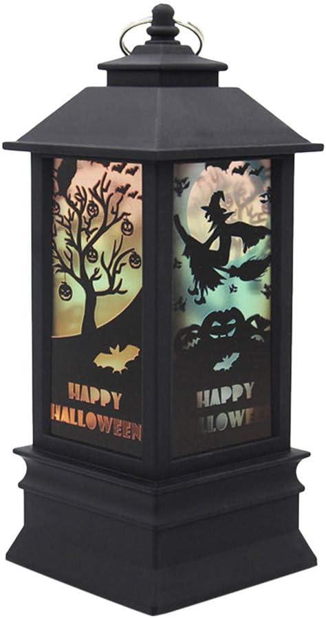 Halloween Witch Lanterns