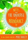 Notes from the Universe on Abundance: A 60-Card Deck