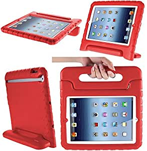 iPad Mini shock Proof Safety Case for Kids - Red