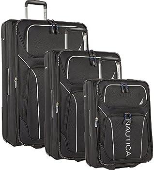 Nautica Airdale 3 Pc. Expandable Luggage Set