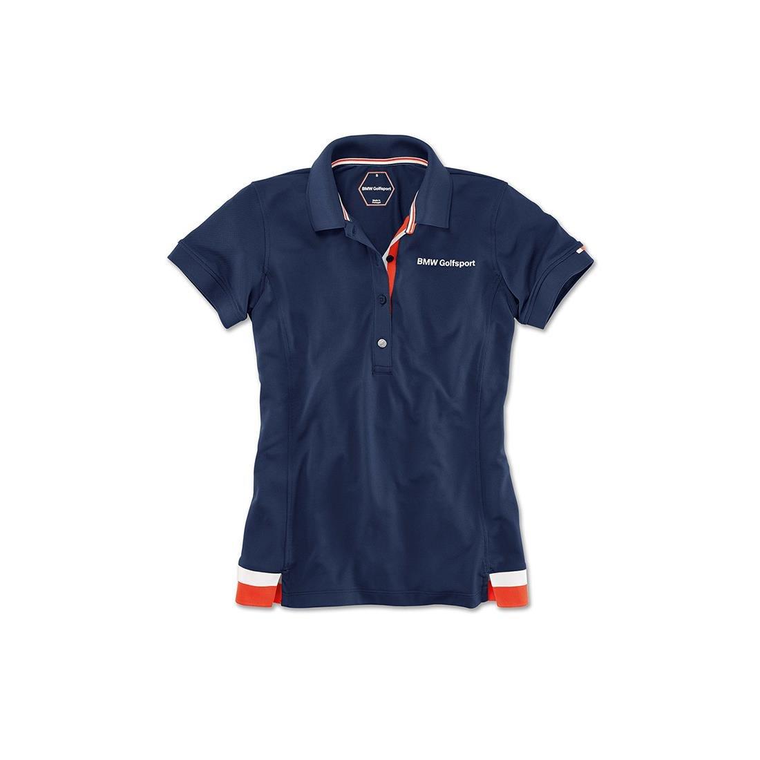 BMW Golfsport - Camiseta polo - azul marino - L: Amazon.es: Coche ...