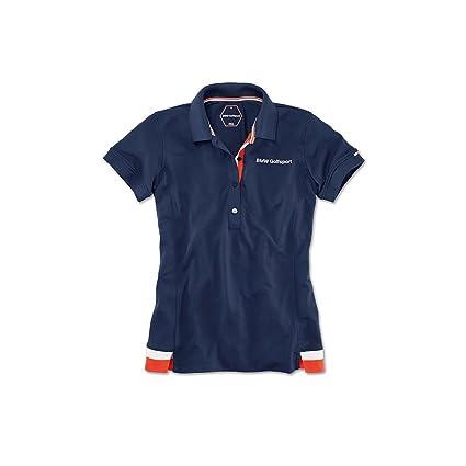 BMW Golfsport – Camiseta polo – azul marino – XS: Amazon.es: Coche ...