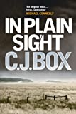 Front cover for the book In Plain Sight by C. J. Box