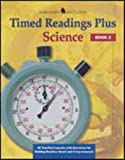 Timed Readings Plus in Science, McGraw-Hill - Jamestown Education, Glencoe/ McGraw-Hill - Jamestown Education, 0078273706