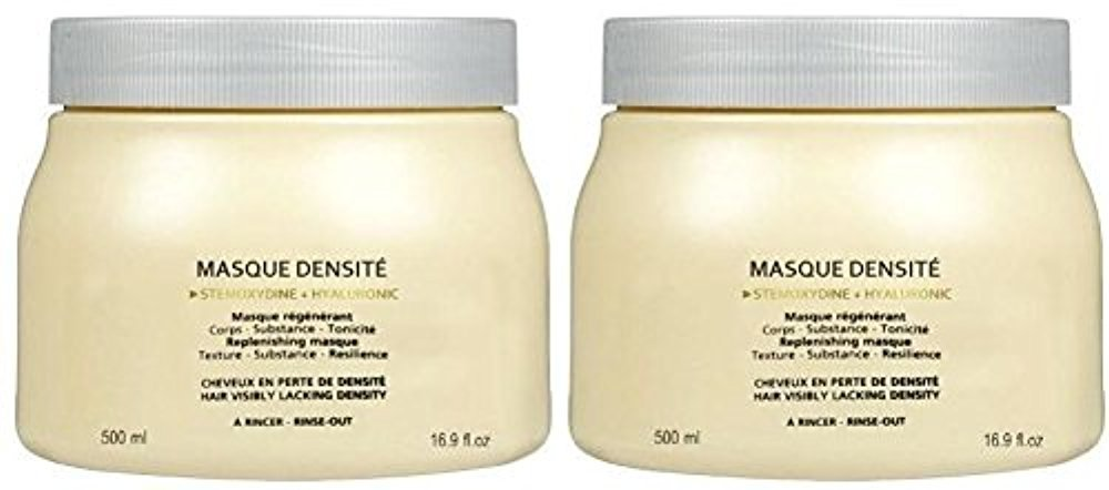 Pack Densifique 4 : 2 X Masque Densite 500ml Kerastase