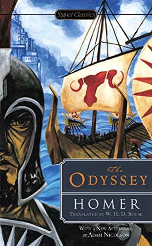 The Odyssey (Signet Classics) by [Homer]